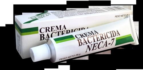 Crema Bactericida NECA-7