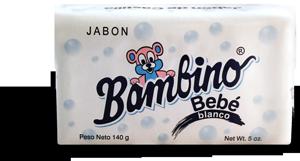 Jabón Bambino Blanco