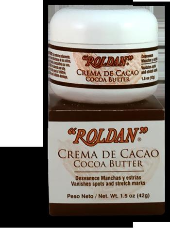 Crema de Cacao Roldan