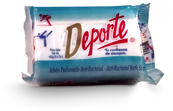 Jabón Deporte